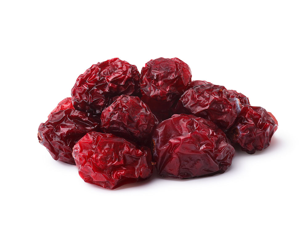 Cranberry close up