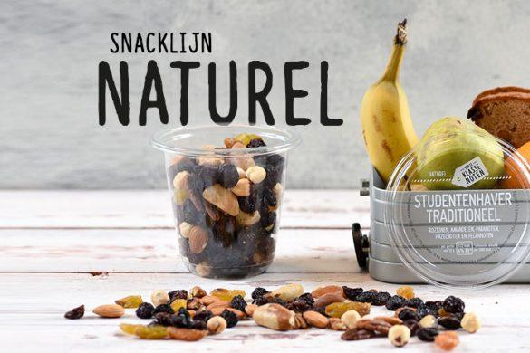 Snacklijn naturel