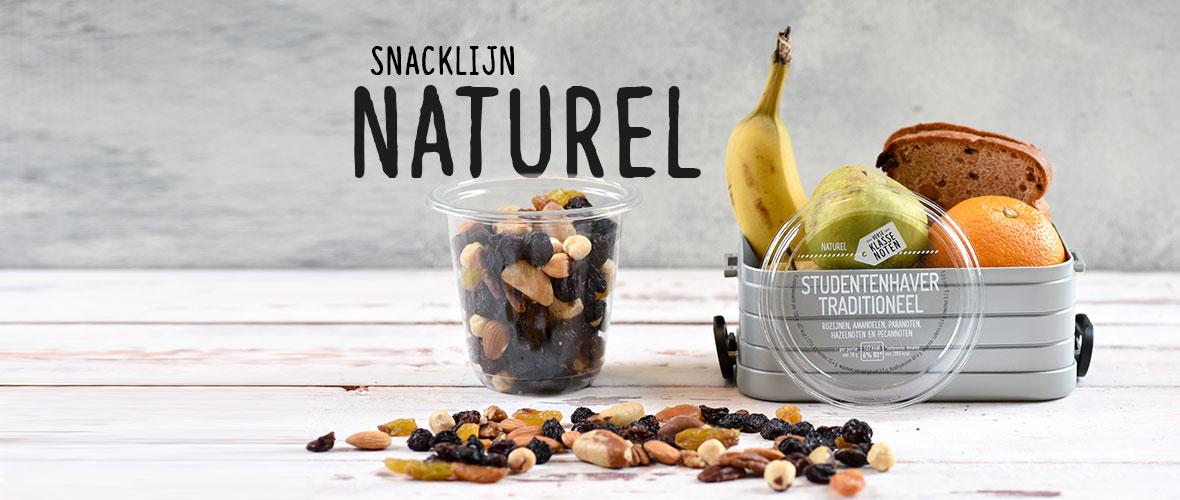Iedere dag genieten van noten!