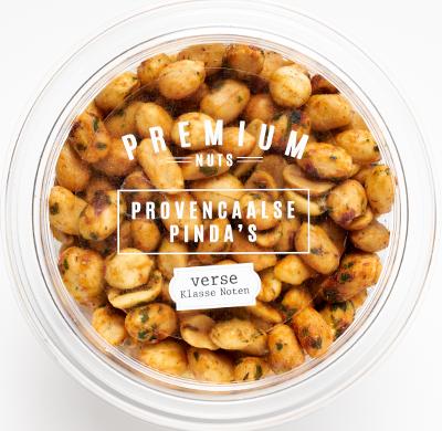 Premiumnuts provencaalse pindas